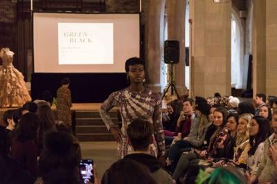 Sustainability in spotlight at WSU fashion show