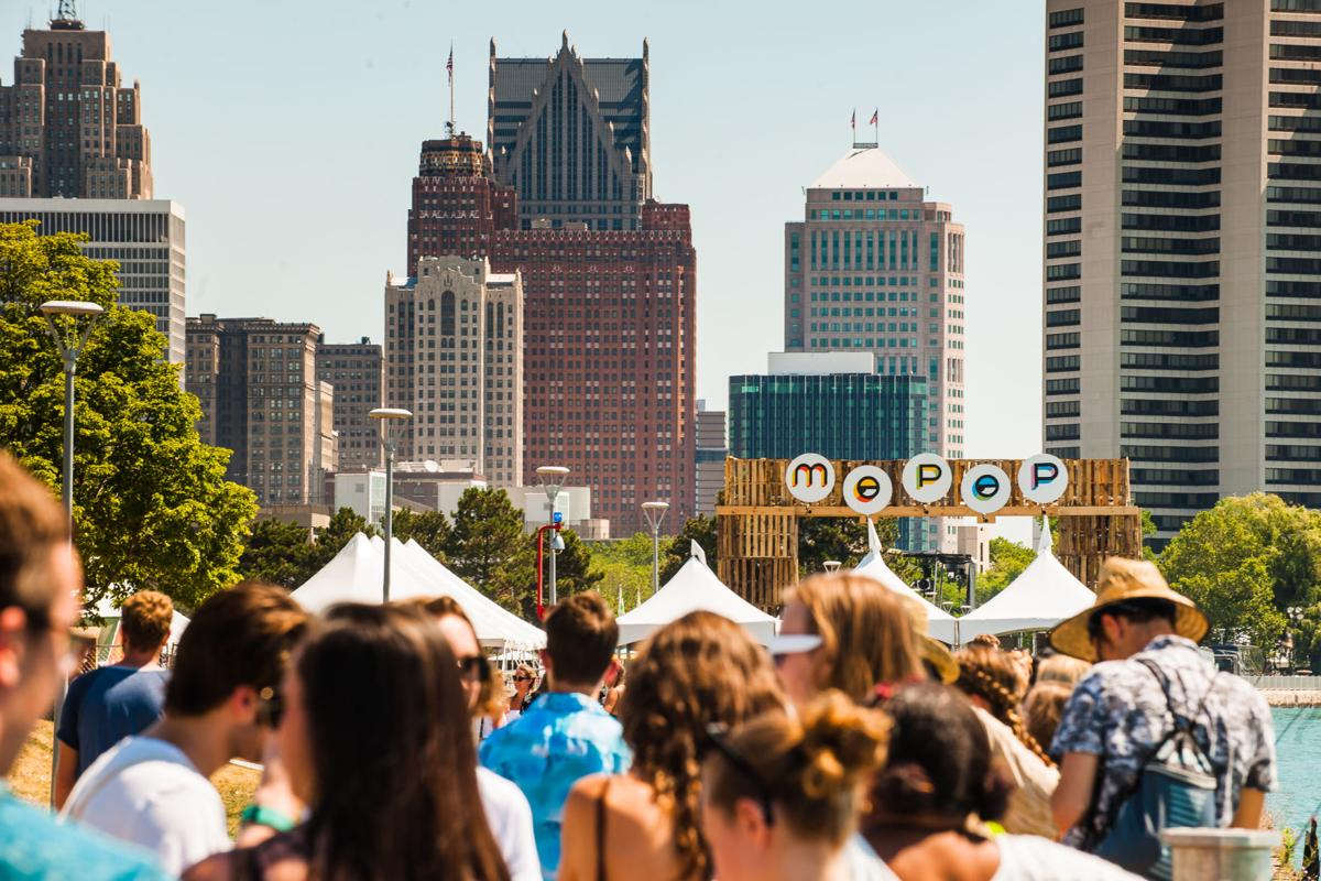 """Anyone who attends Mo Pop Festival can anticipate some of the hottest national and international bands in indie, hip-hop, rock and R&B for two full days on the beautiful Detroit RiverFront."""