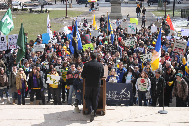 Rally for Higher Education