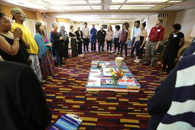 """""""We're trying to build capacity and skills but also trying to build fellowship."""""""