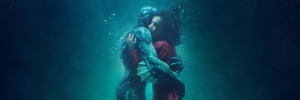 "New film ""Shape of Water"" tells fairytale of mythical love"