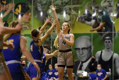 Fatigue stifles women's basketball as they split series