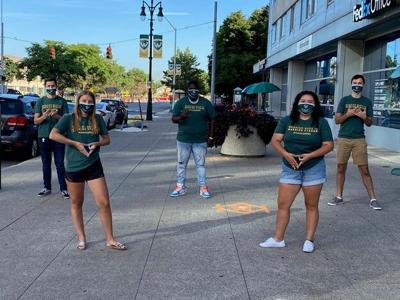 Student ambassadors helps students feel safe, welcome on campus