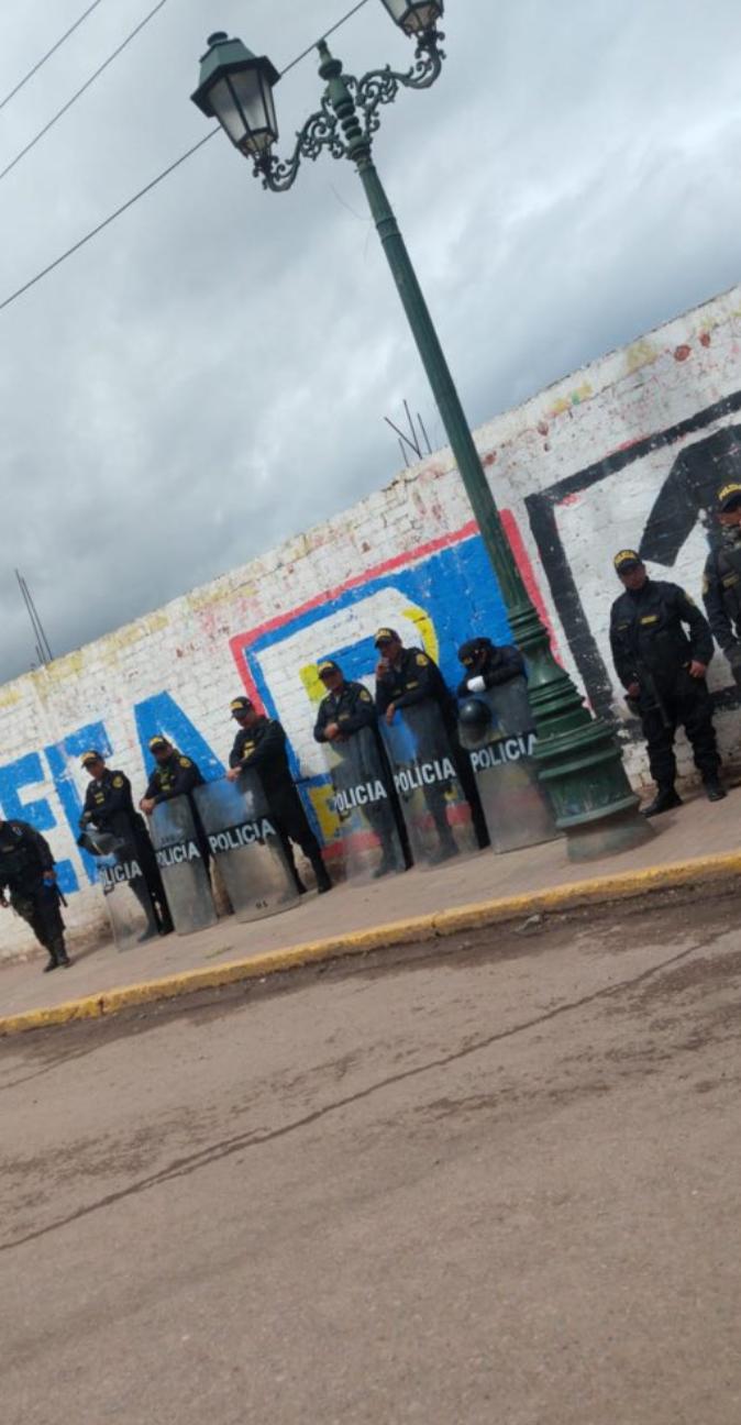 Lockdown in Peru