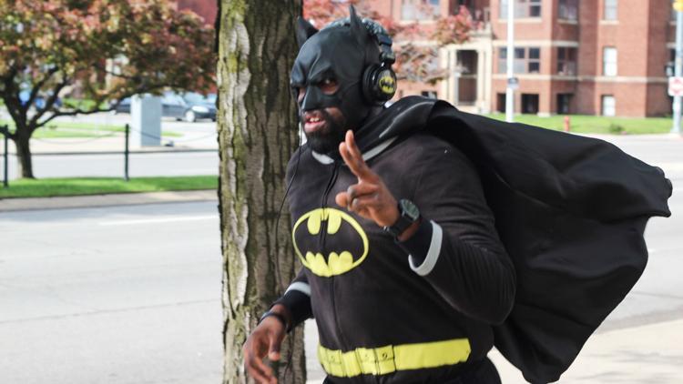 Detroit's Free Comic Book Day Super Run