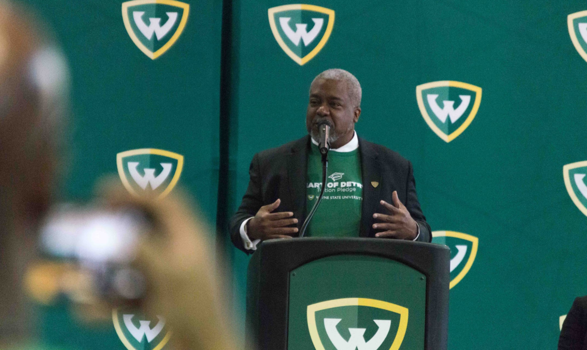 Provost Keith Whitfield