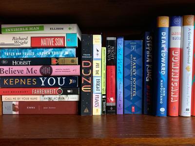 Librarian-approved books to overcome quarantine boredom