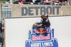 Red Bull Hart Lines Returns to Detroit