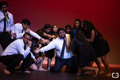 Wayne Ki Awaaz places third at competition in Los Angeles