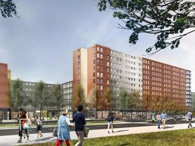 """""""I think it's very exciting that WSU is making efforts to provide more people with the on-campus living experience,"""""""