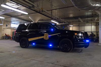 WSUPD gets new vehicles and a new logo