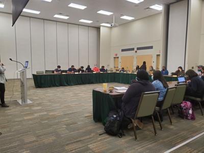 Student Senate supports WSU operating engineers