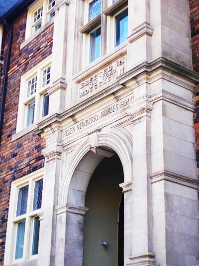 Newberry Hall renovation preserves history, goes green
