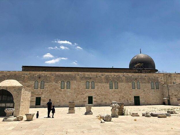 Al-Aqsa Mosque Exterior