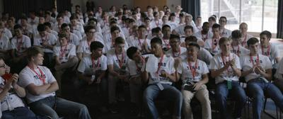 High schoolers traverse political divide in 'Boys State'