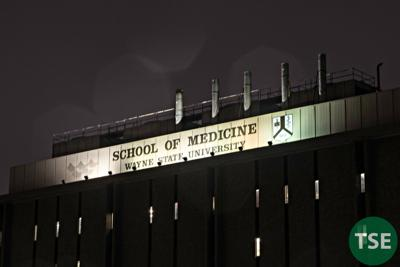 Two medical school officials to step down