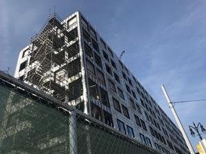 WSU makes progress on construction projects