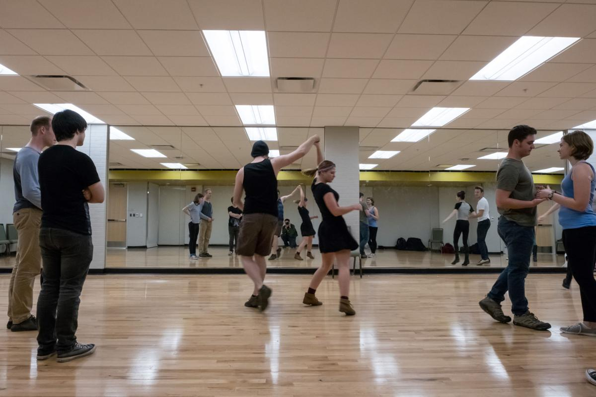 """""""Dancing eliminates the stress through mind and body, especially on days like Fridays where you've had a high-energy week, and you just want move to the music,"""""""