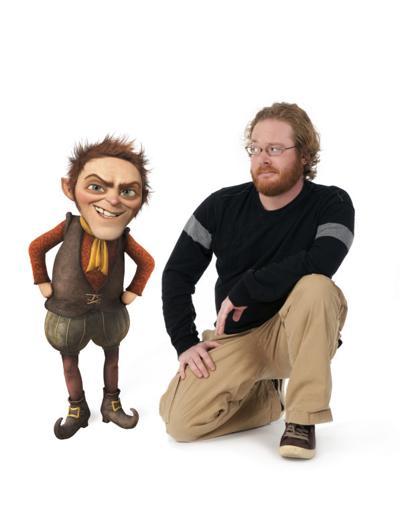 Shrek 4 Characters Rumpelstiltskin