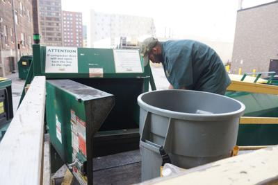 Go Green Go Gold: Recycling system improvements coming soon