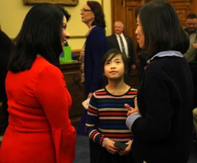 Fourth grade lobbyist pushes for state bug
