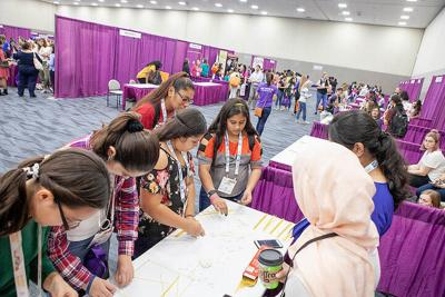 Women engineers want girls involved with STEM
