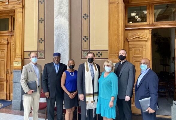 Religious leaders call on lawmakers to make moral decisions on redistricting