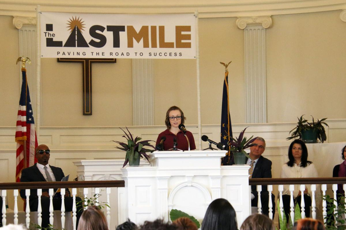 Last Mile program gives women inmates a second chance