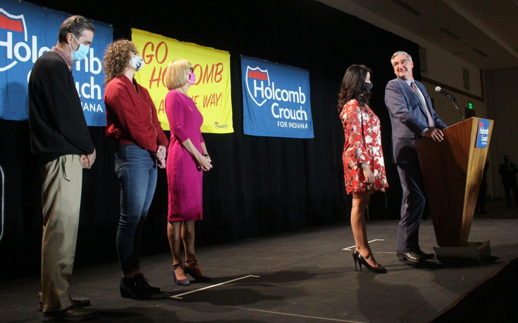 Millions raised and spent to sway Indiana voters in 2020 election