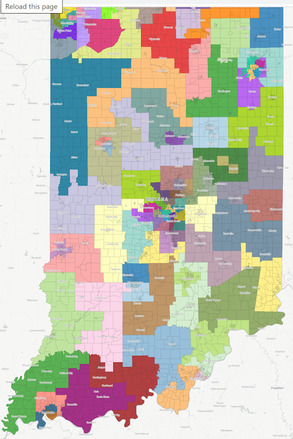 Teacher turned map maker says redistricting process should belong to citizens