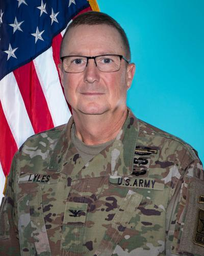 Holcomb names new adjutant general of the Indiana National Guard