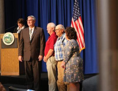 State employees honored for 35 plus years of service