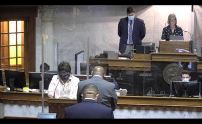 Senators speak out on gun violence after last Thursday's mass shooting