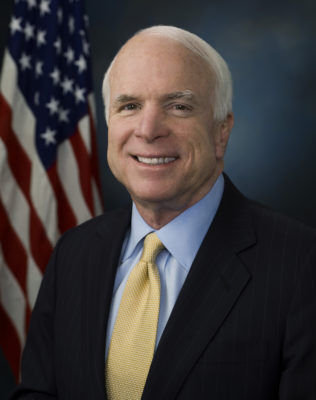 'American hero' McCain gains support from Hoosiers in his cancer battle