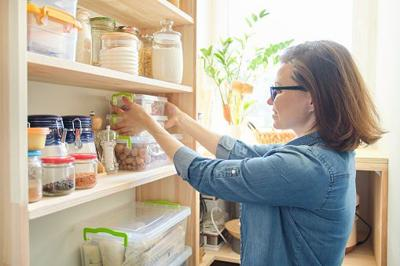 Houses & Homes: 4 Tips that will transform your pantry