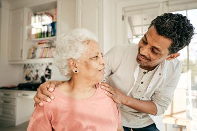 Seniors & Aging: Stressed caregivers: What to do?