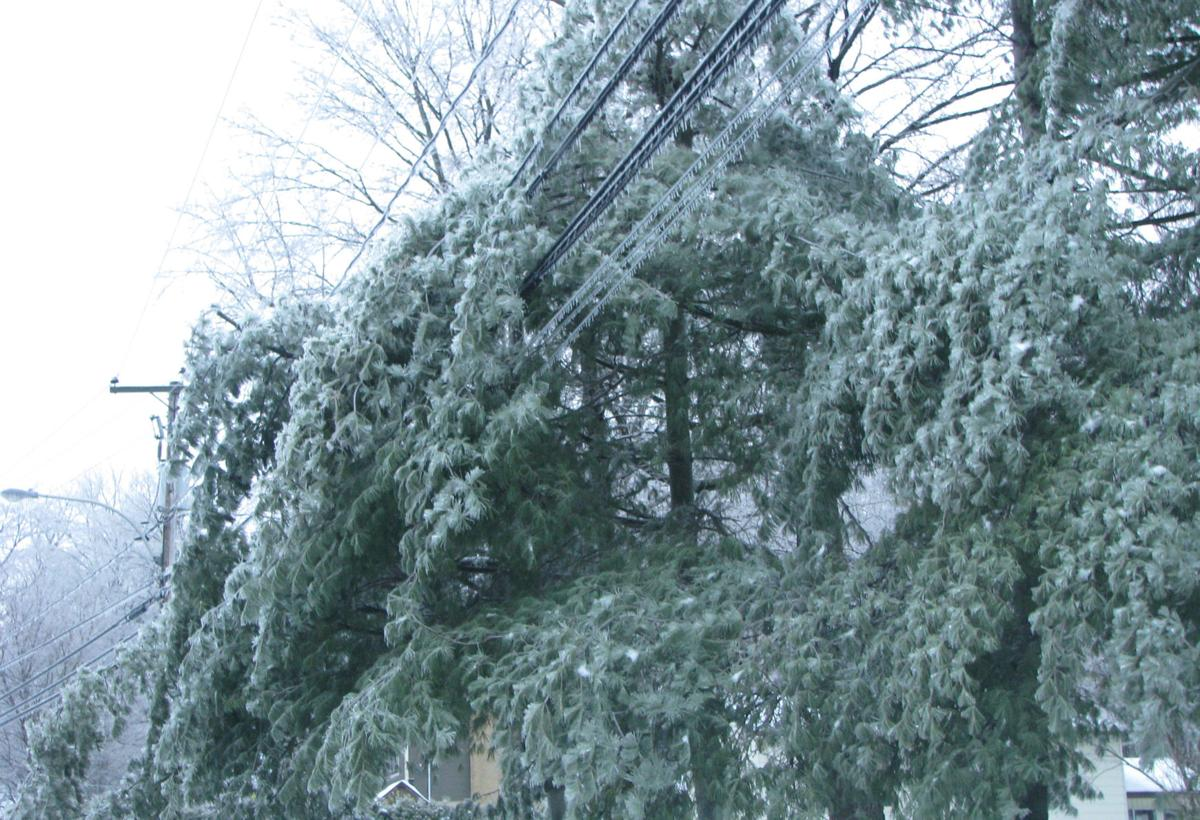 Major freezing rain event for southern Quebec and eastern Ontario