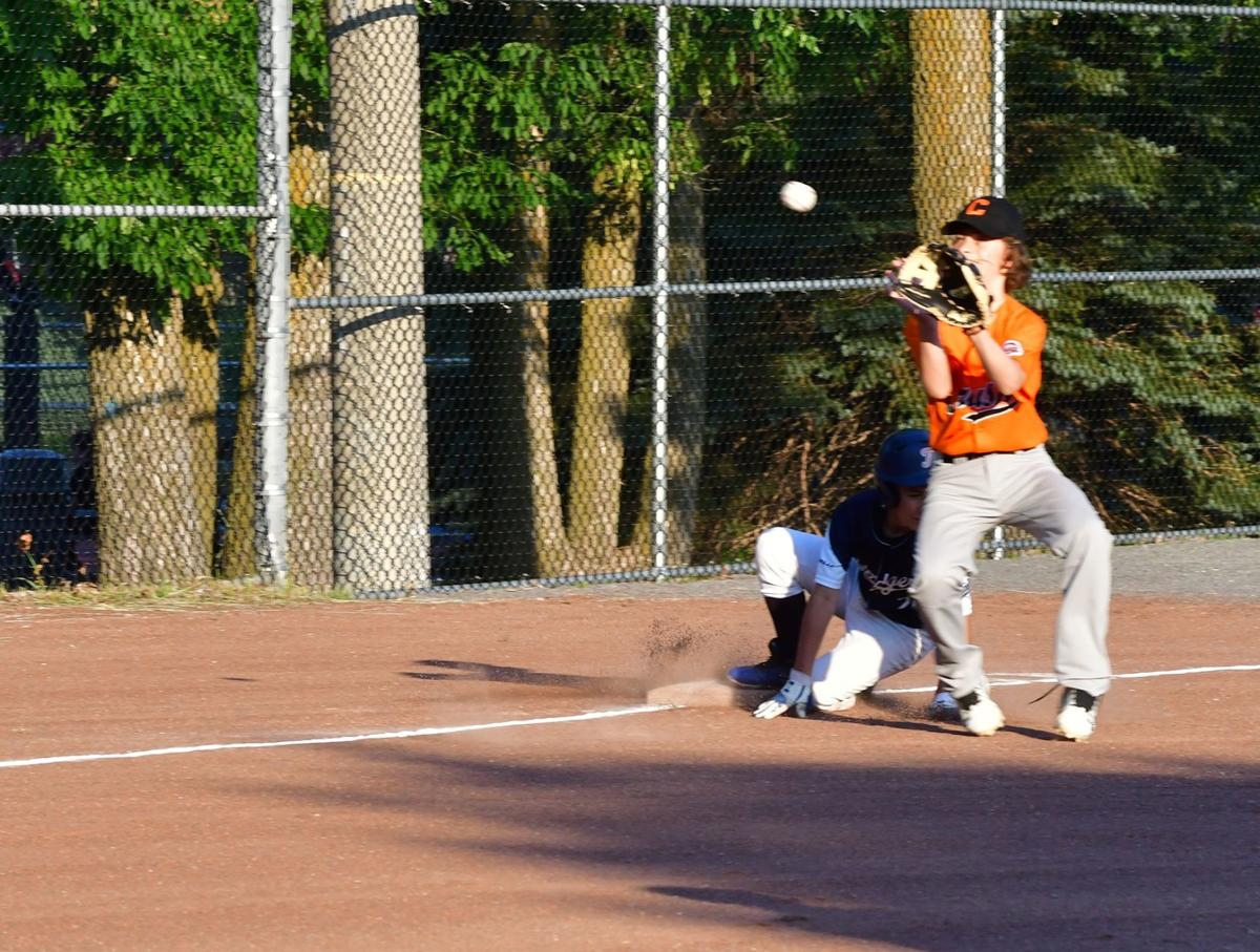 Dodgers do in Crush in pee wee play