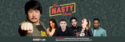 Entertainment: Nothing is taboo at The Nasty Show