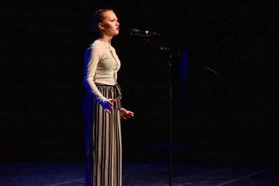 Young talent pays tribute to Broadway