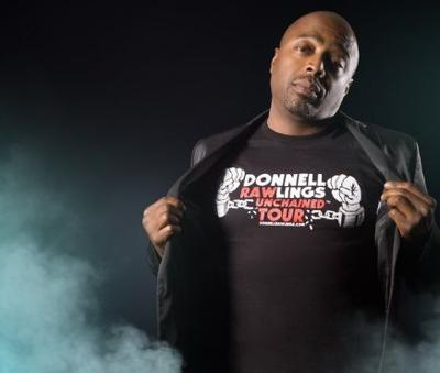 Entertainment: A world filled with punchlines: A Snob Talk Feat. Donnell Rawlings