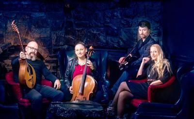 Skye Consort & Emma Björling at Salle Bourgie Nov. 6