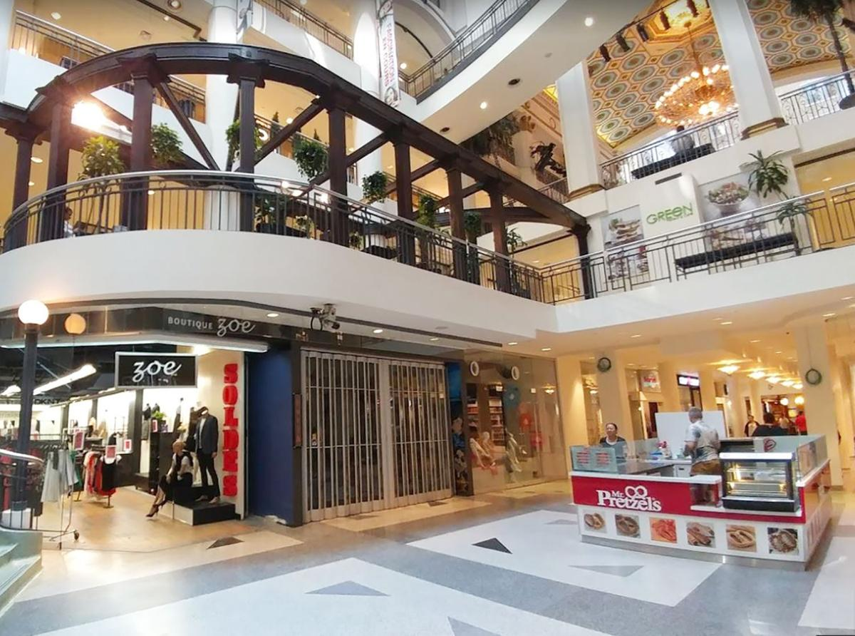 Judie Amyot: Long live the mall