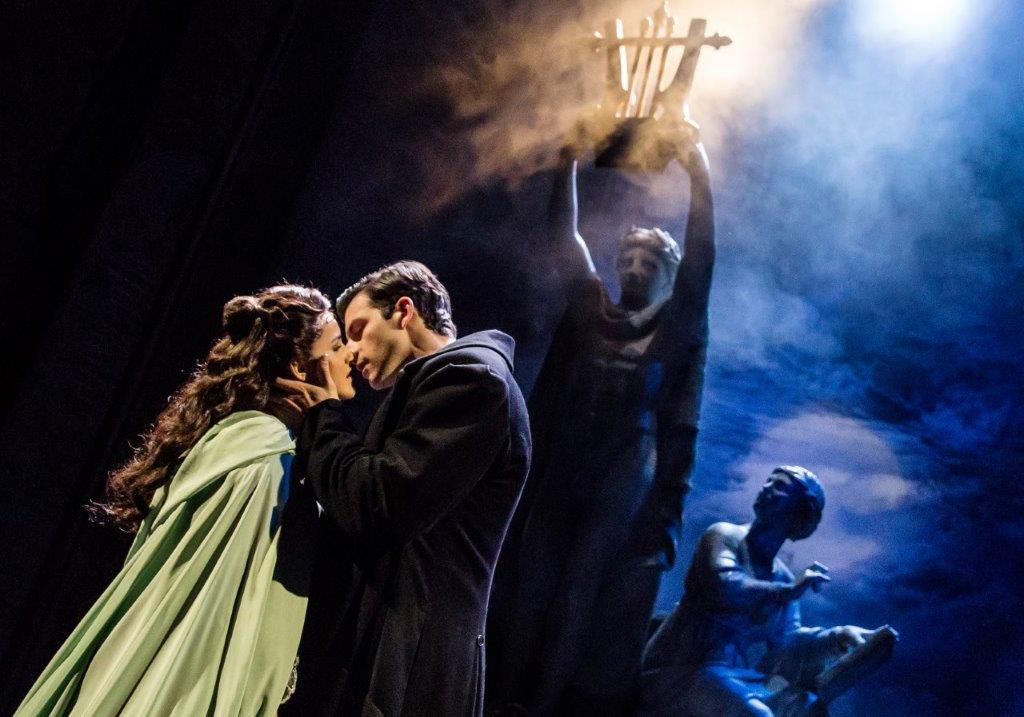 Magnificent Phantom Of The Opera Lights Up Place Des Arts