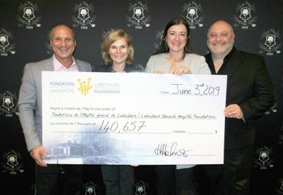 Lakeshore General Hospital Foundation Annual Golf Tournament raises over $150,000