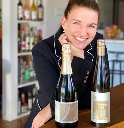 Mandi Robertson: Bù, by Jessica Harnois, and two new limited edition wines