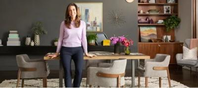 Houses & Homes: Wayfair teams up with designer and TV personality Sarah Richardson