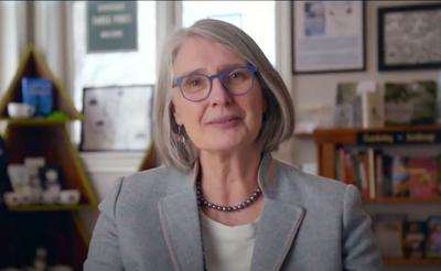 Author Louise Penny the next guest of popular web series for seniors, We're All In This Together