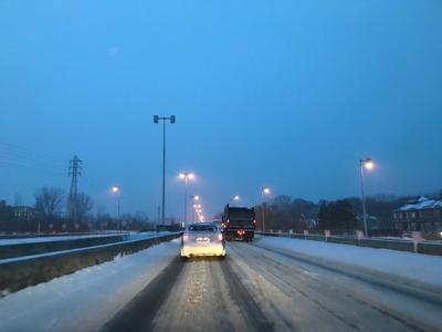 Record breaking November snowfall for Montreal