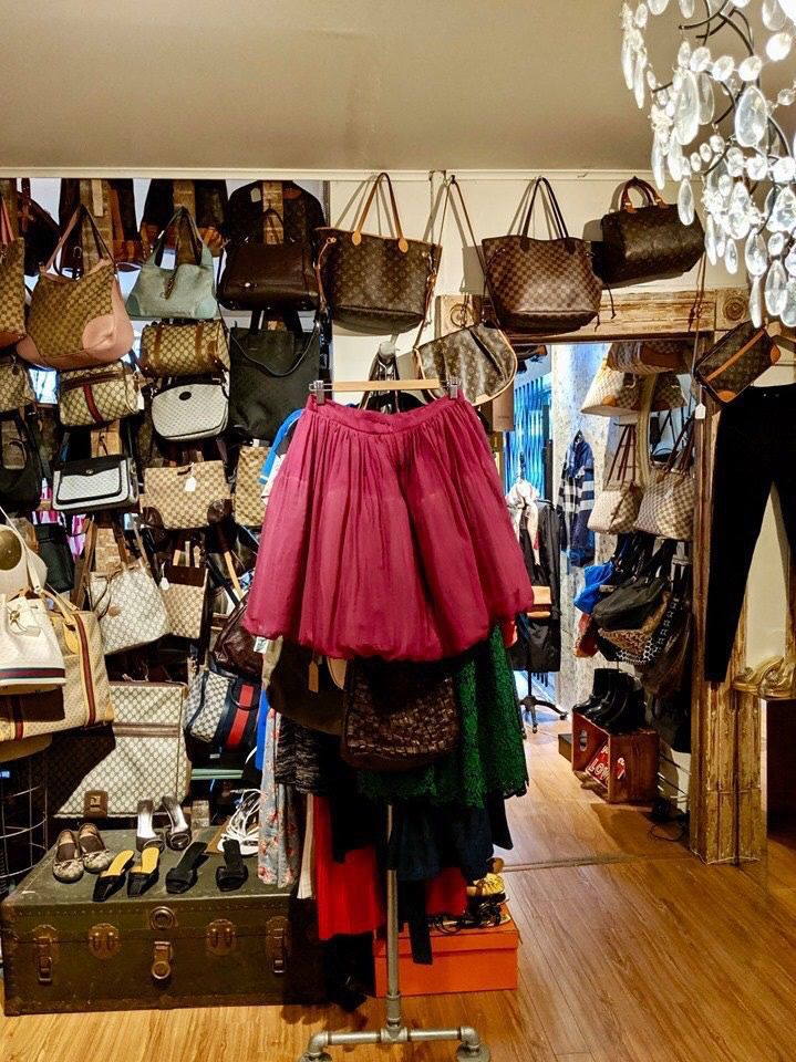 La Friperie du Village: Pointe Claire Village's Best Kept Secret